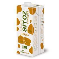 LECHE DE ARROZ 3x1 lt SORIA NATURAL