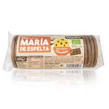 GALLETAS MARIA DE ESPELTA CHIP DE CHOCOLATE 200 GR ECOLOGICAS