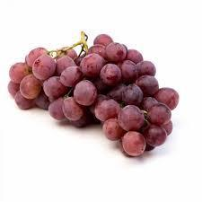 RED GLOBE ORGANIC GRAPE