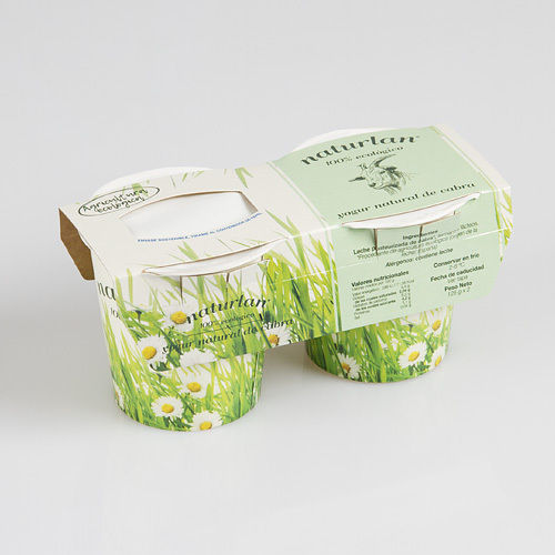 YOGURT DE CABRA NATURAL 2x125gr ECOLOGICO
